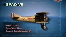 Les as de la première guerre mondiale - les ailes de la guerre