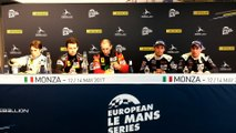 4 Hours of Monza : Press conference of the LMP3 and LMGTE winners