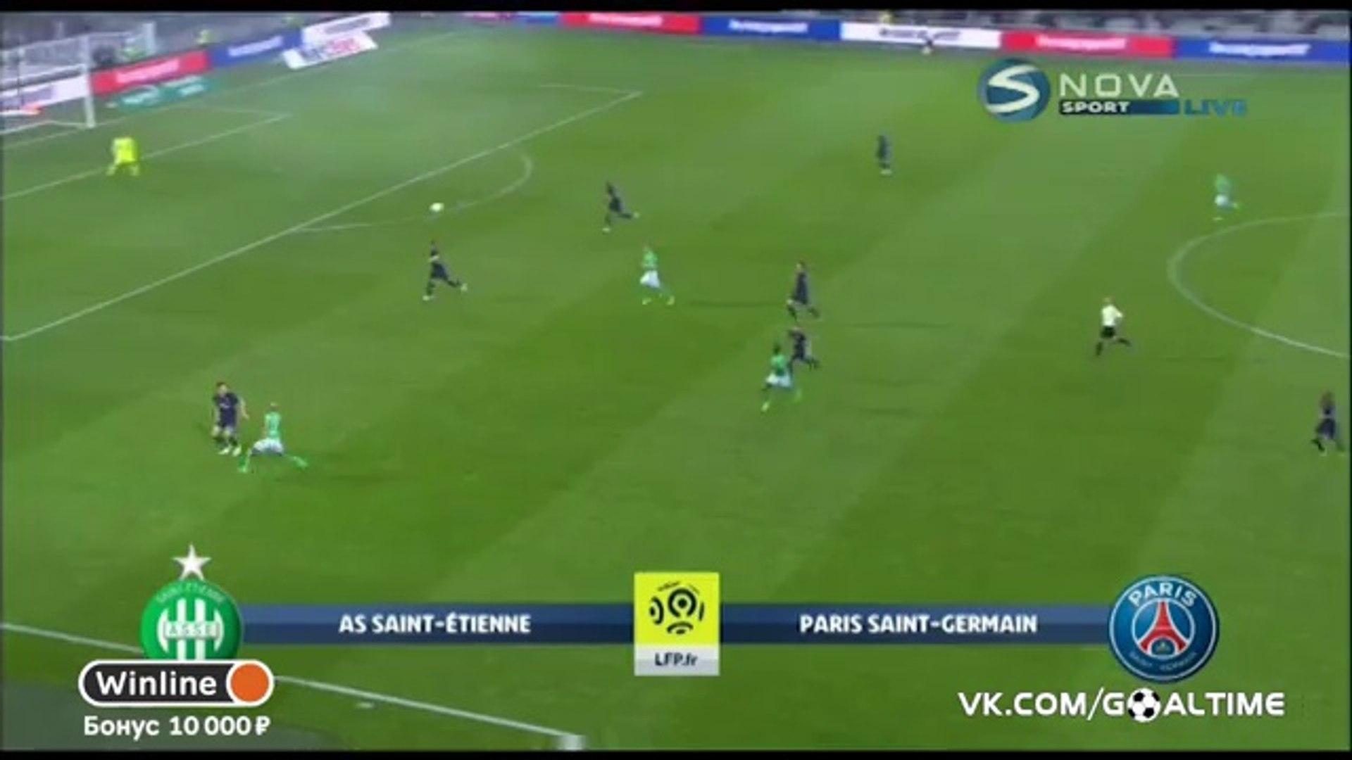 All Goals Highlights Saint Etienne 0 5 Psg 14 05 2017