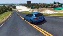 BeamNG.drive - Potars Cars and Trucks Crashes