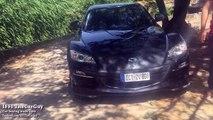Mazda RX8 R view