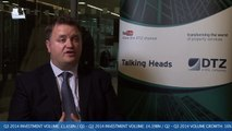DTZ Talking Heads - UK Shopping Centres Investment Q3 2014 Update - Barry O'Donnell