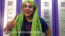 COMEDY HUNT-ashish chanchlani top vines compilation -