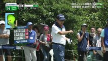 JAPAN PROGOLF CHAMPIONSHIP nissin cup noodle cup2017 FinalRound 宮里優作!連続優勝! 日清カップヌードル杯 2017 最終日