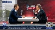 """Pour Dupont-Aignan, si Edouard Philippe est Premier ministre, """"ça aurait le mérite de la clarté politique"""""""
