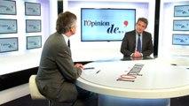 Jean-Christophe Fromantin: «Je propose 100 candidats aux législatives, j'espère avoir 15 élus»