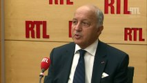 "Laurent Fabius évoque ""l'importance du couple Franco-Allemand pour la force de l'Europe"""