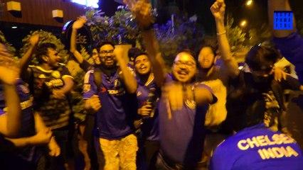 Fans React   Chelsea Win The Premier League Title