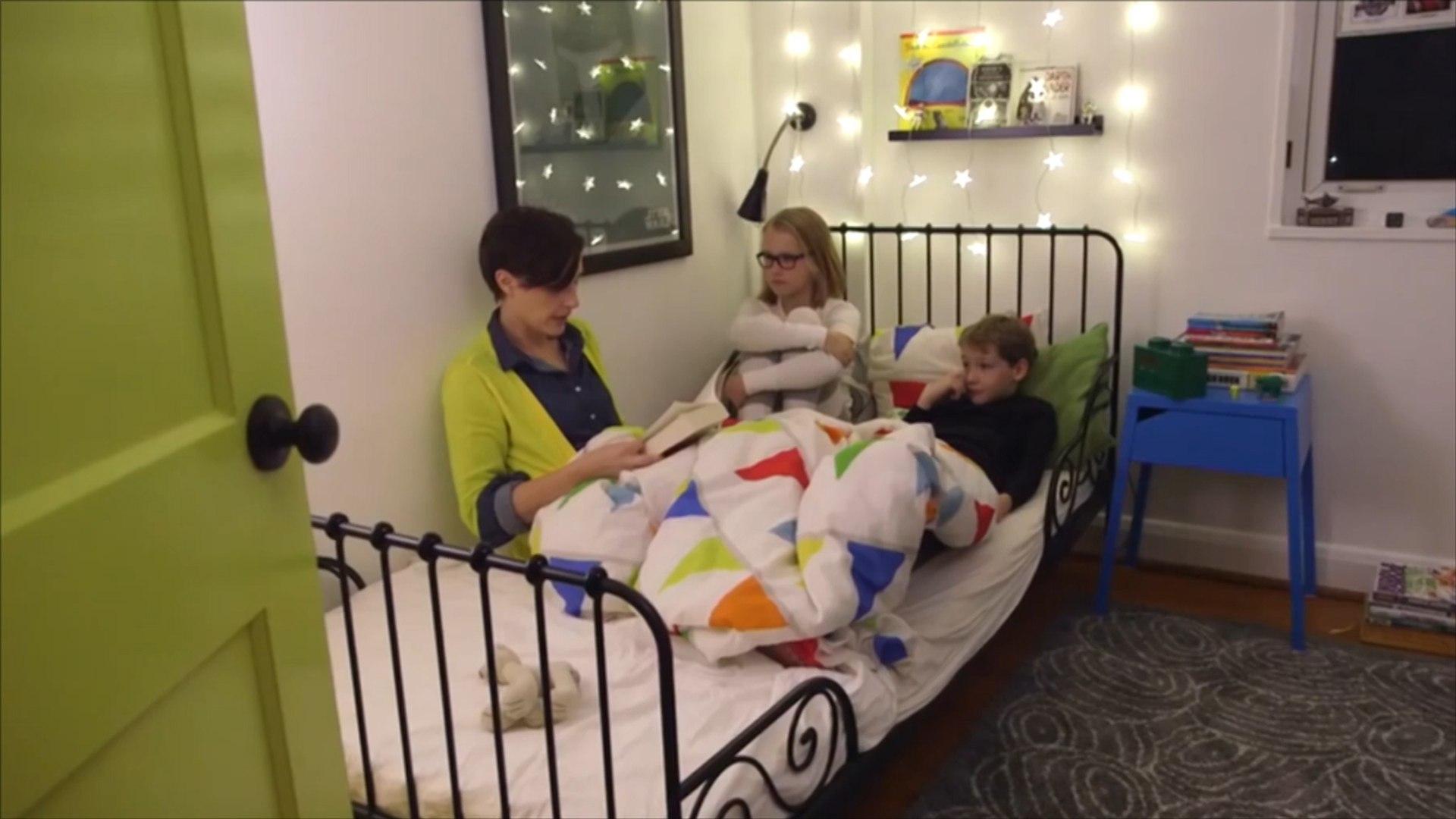 هذا الصباح-دراسة: قصص ما قبل النوم تنمي مهارات الأطفال