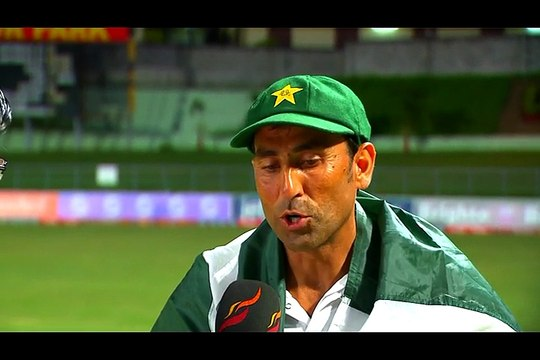 Younis Khan Exclusive Talk With Bazid Khan