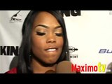 GIRLICIOUS Tiffanie Anderson Interview at KING MAGAZINE Event