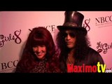 SLASH (Guns n Roses) at Les Girls 8 Event at AVALON