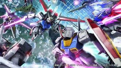 00 Raiser (GN Sword III) de Gundam Versus