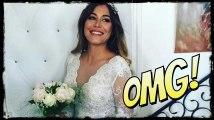 Anaïs Camizuli mariée en secret ! Découvrez les photos de la cérémonie !