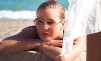 Rus Yıldız Elena Letuchaya, Tatil İçin Geldiği Antalya'ya Hayran Kaldı