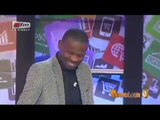 Émue par la chanson de Yoro Ndiaye, Mado Diaw fond en larmes en direct sur le plateau de yeewu leen