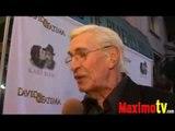 David & Fatima World Premiere Red Carpet Arrivals Cameron Van Hoy, Martin Landau