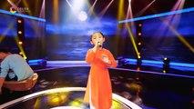 Thần tượng tương lai - teaser tập 9- Quang Linh cầm khăn giấy khi nghe Nghi Đình hát ca khúc buồn