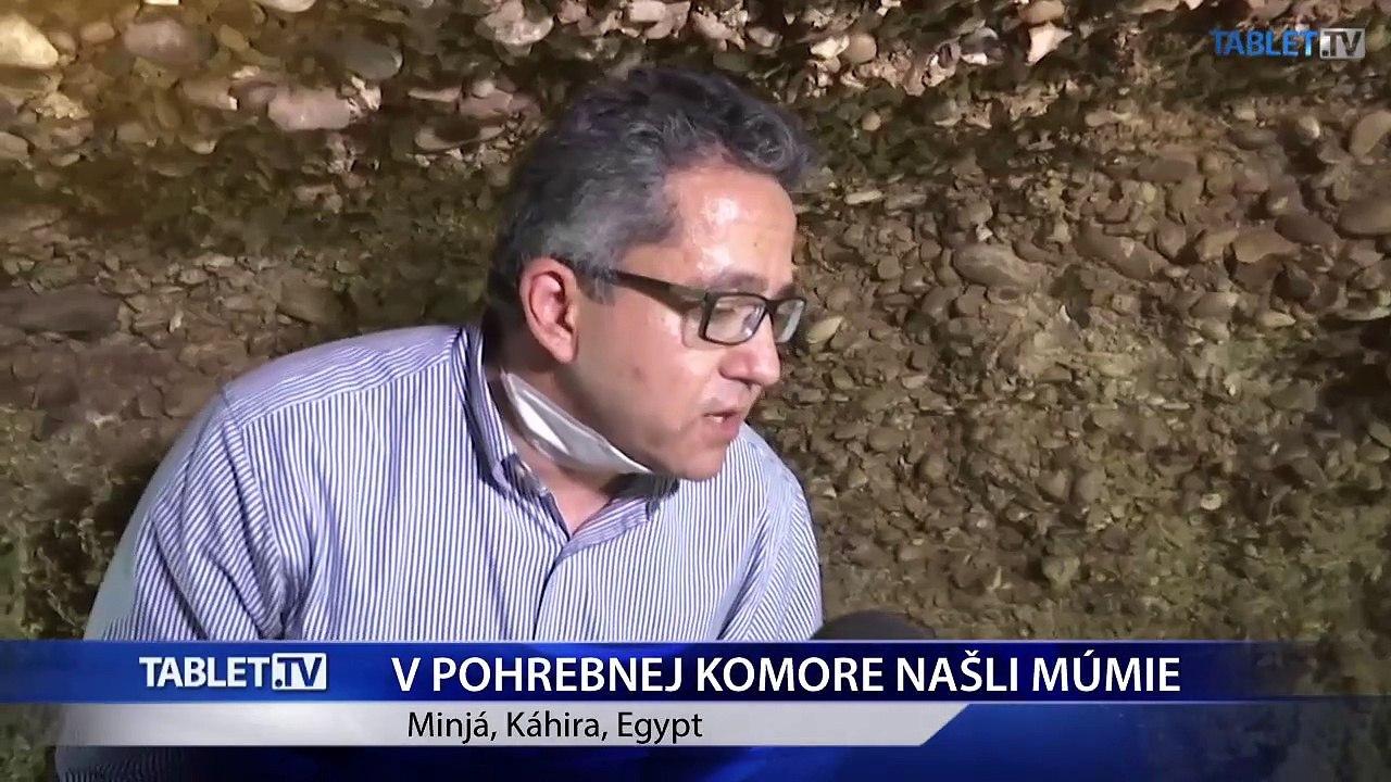Archeológovia v Egypte objavili 17 múmií a sarkofágy