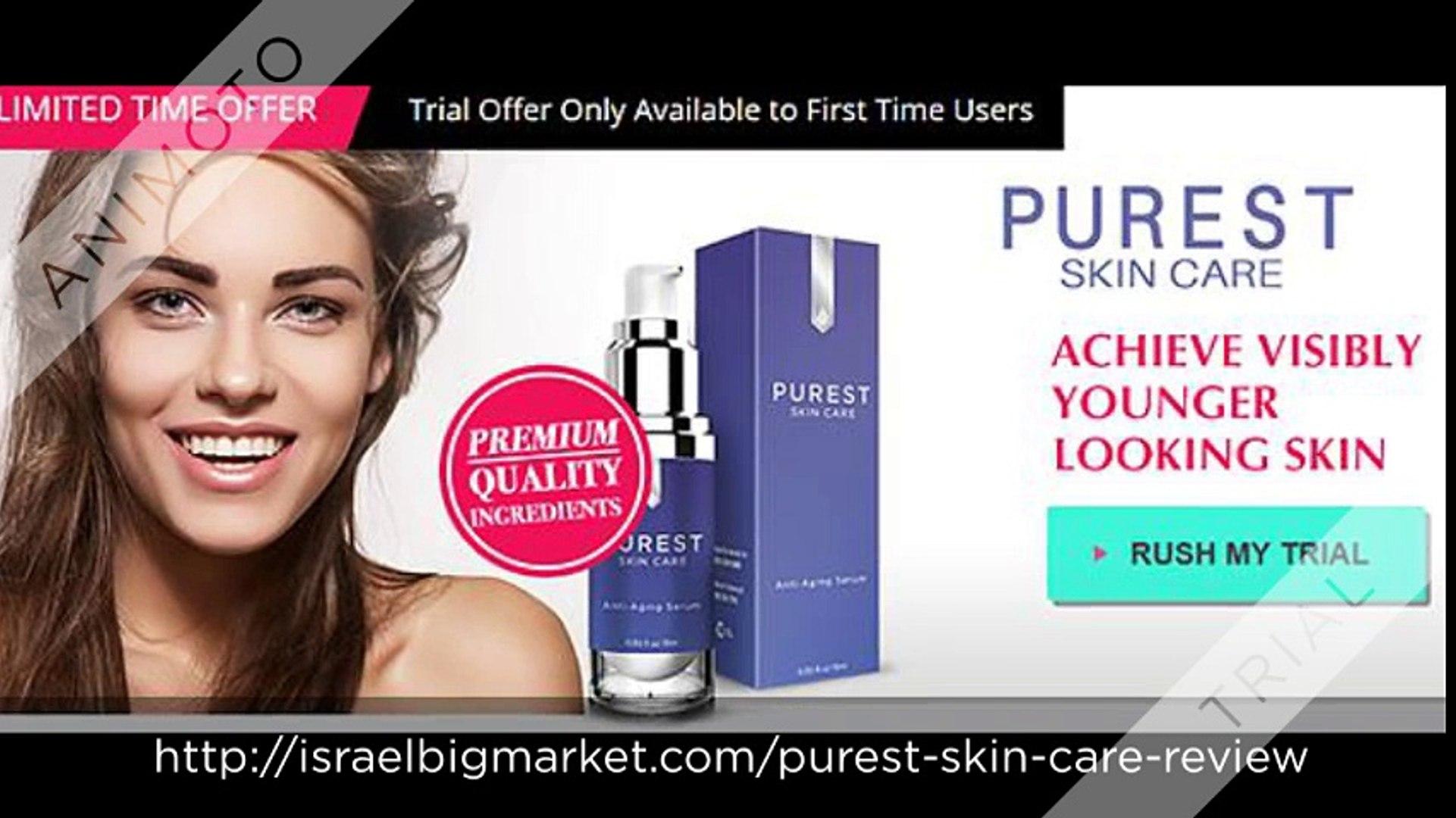 purest skin care