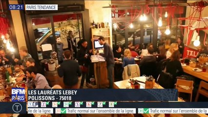 BFM PARIS – PARIS TENDANCE - IGUDESMAN & JOO