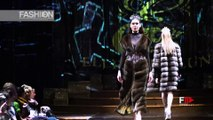 ELLENA DE LUNA New York Fashion Week Art Hearts Fall Winter 2017-18 - Fashion Channel
