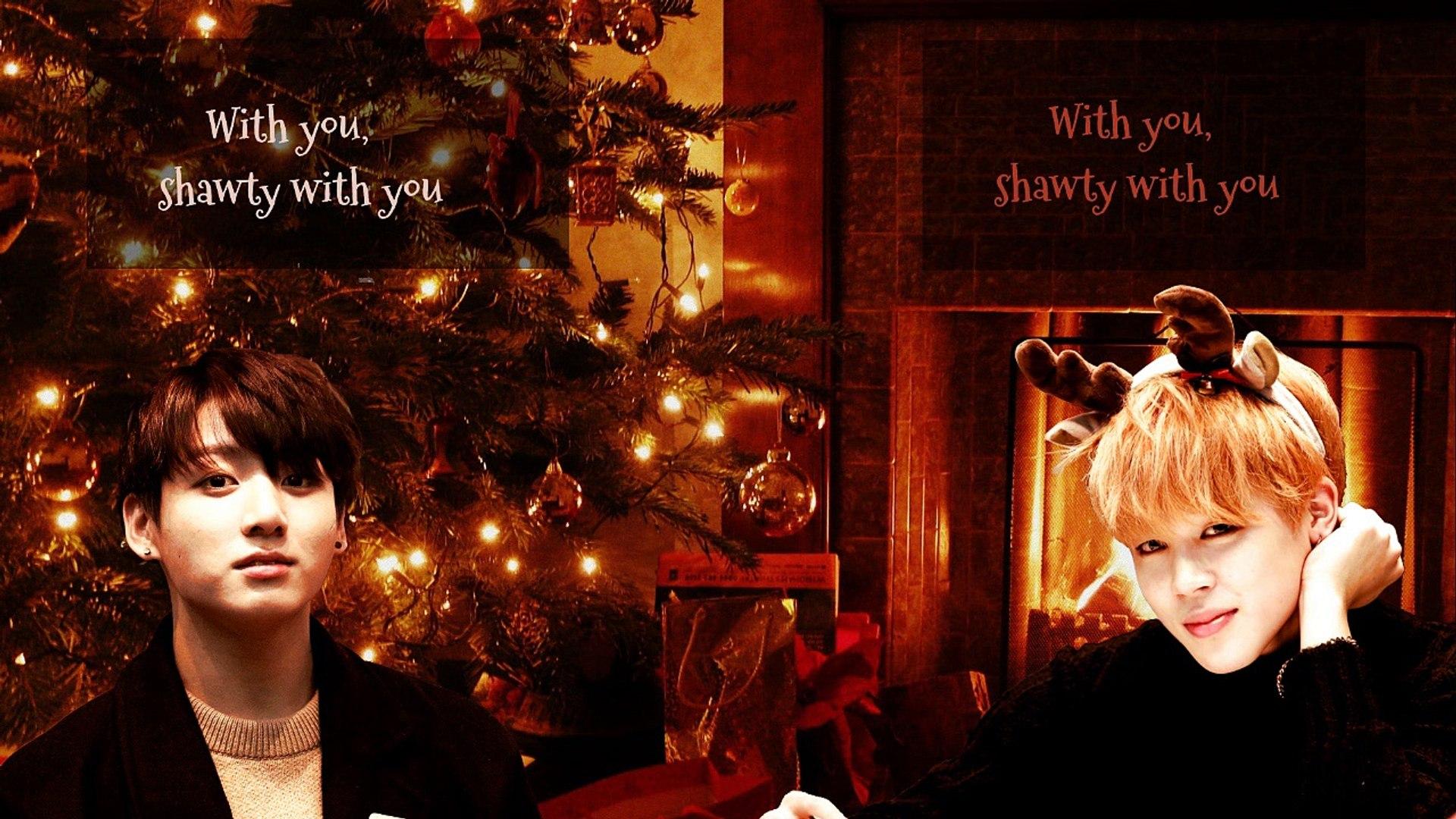 Christmas Day [Karaoke sing with Jungkook & Jimin]