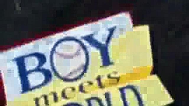 Boy Meets World S7 E18 How Cory and Topanga Got Their Groove Back