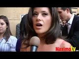 Paula Lobos Interview Hollyshorts Film Festival 2008 Red Carpet