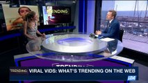 TRENDING | Viral vids: what's trending on the web | Monday, May 15th  2017