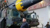 Footage Emerges Of New North Korea Missile Test
