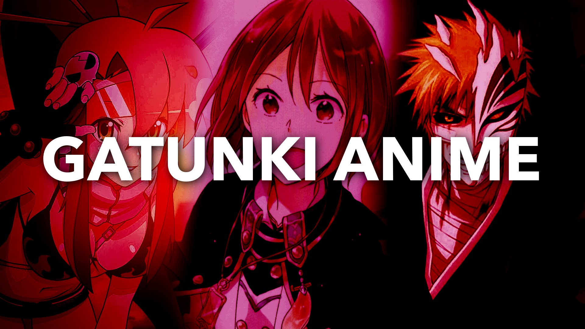 Gatunki anime - Anime od A do Z #1