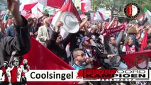 La fête du titre de Feyenoord dans les rues de Rotterdam