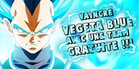 DBZ : Dokkan Battle  Vegeta blue, en team gratuite !