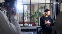 """Mickaël Dos Santos (LFAUIT) : dans les coulisses de son clip """"Prendre l'air"""" (Exclu vidéo)"""