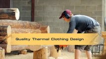 The Ultimate Log Home Building Tools, Safety Apparel & Thermal Undergarments