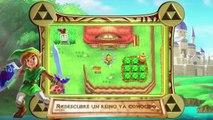 The Legend of Zelda A Link Between Worlds - Tráiler