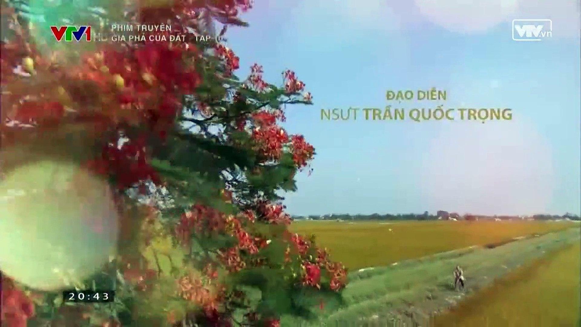 Gia phả của đất - Tập 10 - Phim VTV1