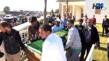 Les funérailles du Marocain mort dans les attentats de Paris