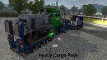 Euro Truck Simulator 2 - Nova DLC e Novas Empresas Atualização ETS2 1.26 logitech g27 cockpit CASEIRO STEAM