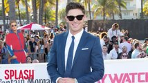 Bows & Toes! Zac Efron Gets Hazed on Movie Sets