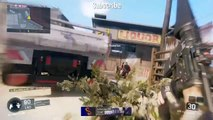 Black Ops 3 Black Jack gun game INSANE comeback