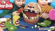Pâte à modeler Play Doh Dentiste Ancien Kit Vintage Dr Drill N' Fill Mme Patate