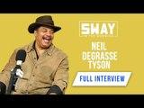 "Neil Degrasse Tyson says ""Shaq Should Not Work for NASA"" + Talks Religion"