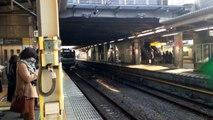 JR東海道線平塚駅 E233系3000番台E-62編成 E231系1000番台併結