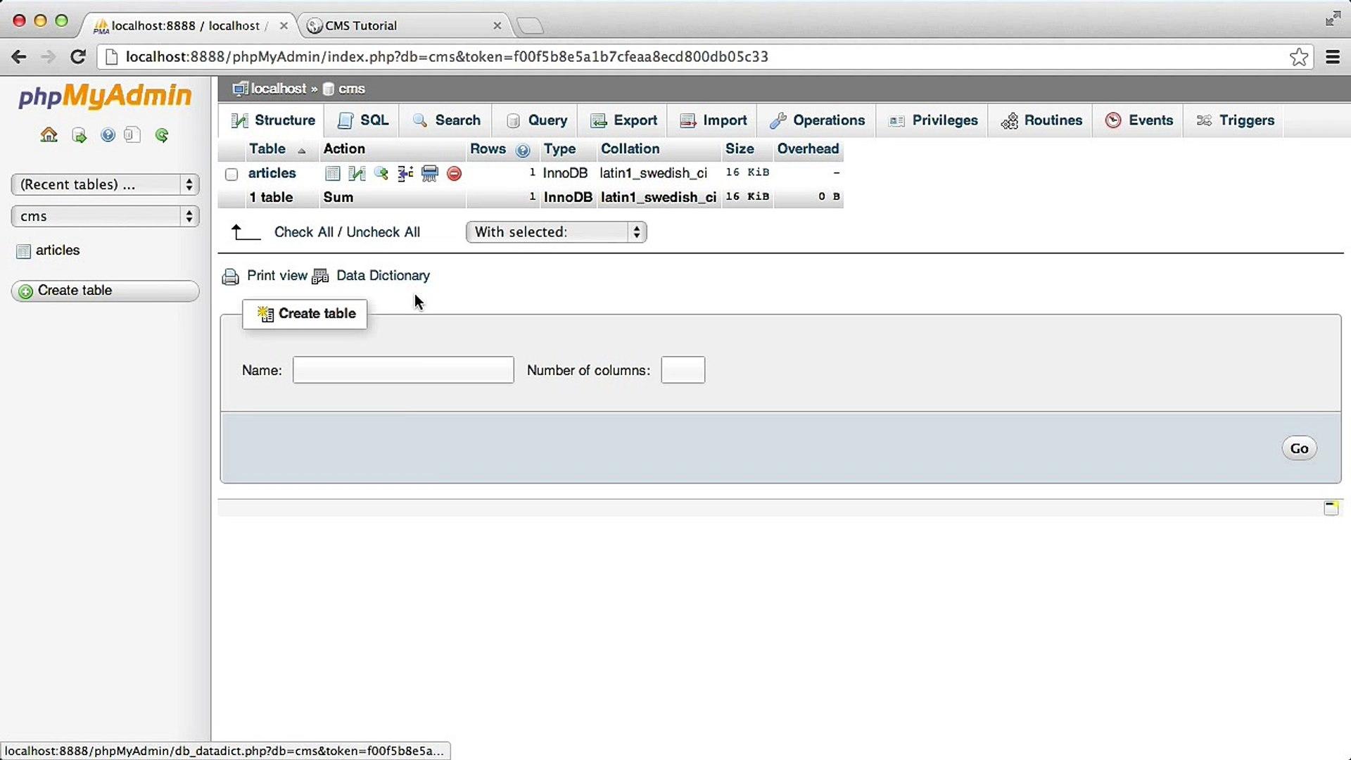 PHP Tutorials   CPart 5_7)