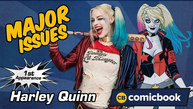 Harley Quinn's First Appearance - Major Issues