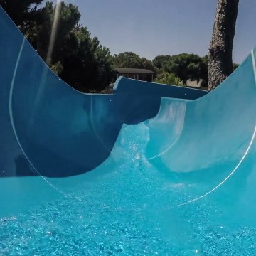 You can be paid to be a water slide tester. [Mic Archives]