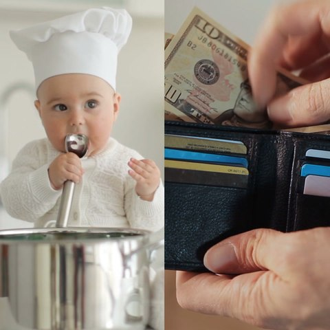 Raising a baby costs more than you think. [Mic Archives]