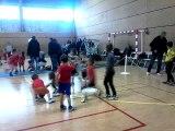 Plateau babybasket St Just St Rambert (19 décembre 2015)